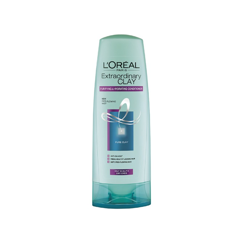 L'Oreal Paris Extra Ordinary Clay Conditioner Purifying & Hydrating 65ml