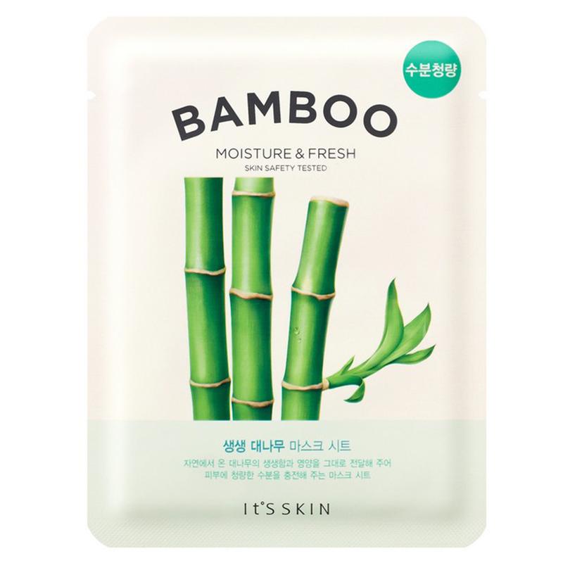 Its Skin Bamboo Face Mask Sheet Moisture & Fresh 20ml