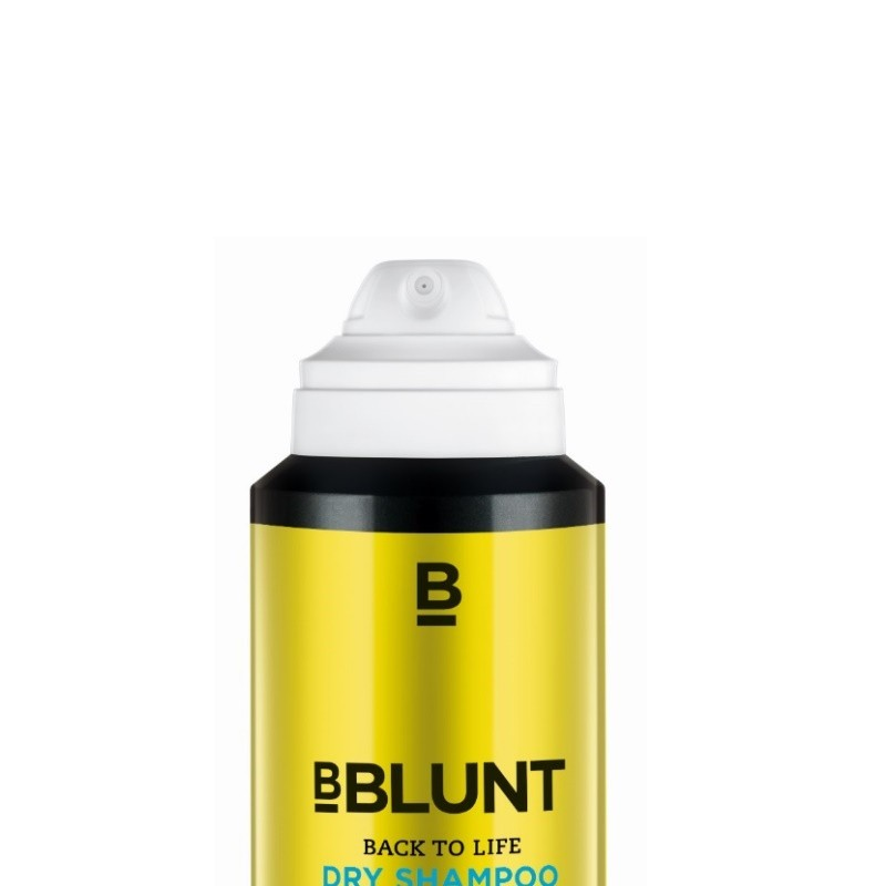BBlunt Back To Life Dry Shampoo For Instant Freshness Beach Please 125ml