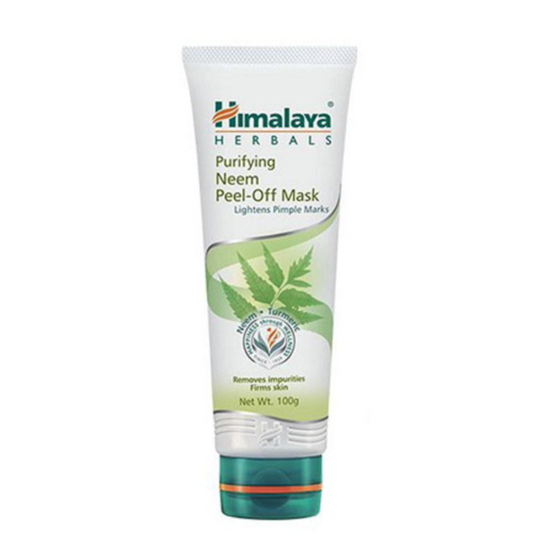 Himalaya Purifying Neem Peel-Off Mask 100gm