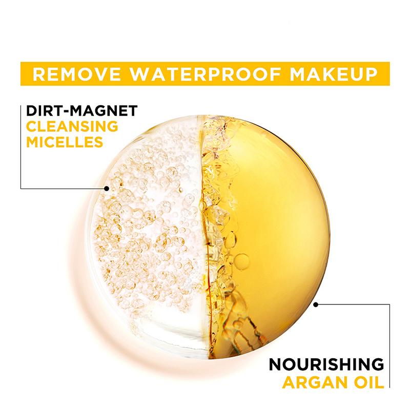 Garnier Skin Naturals Micellar Oil-Infused Cleansing Water Bi Phase 125ml