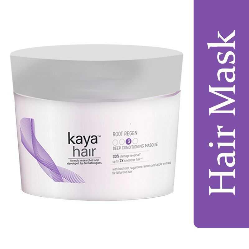 Kaya Root Regen Deep Conditioning Hair Masque 200ml