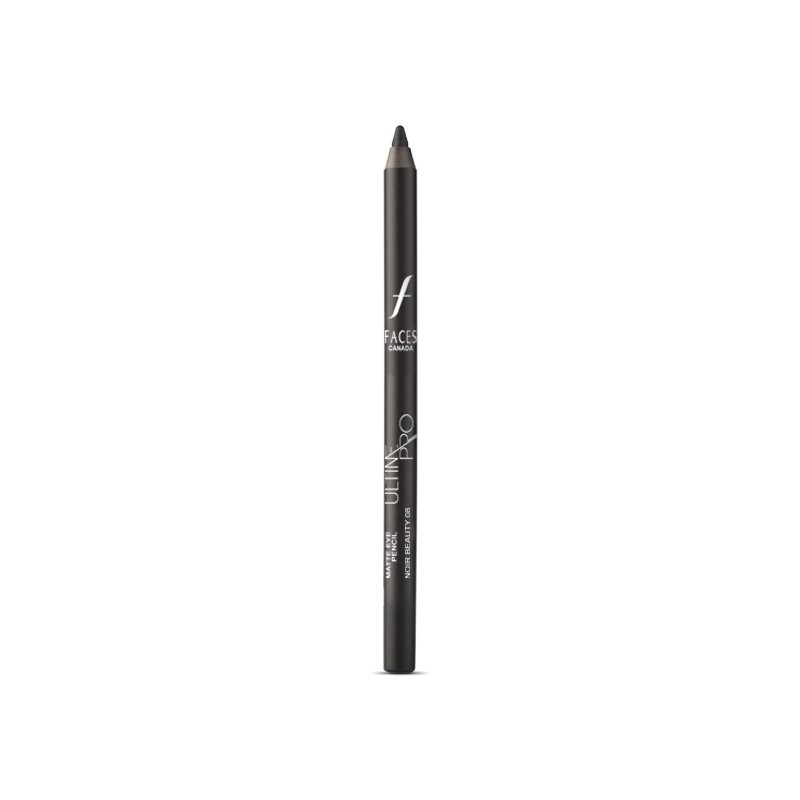 FACES Canada Ultime Pro Matte Eye Pencil Noir Beauty 08