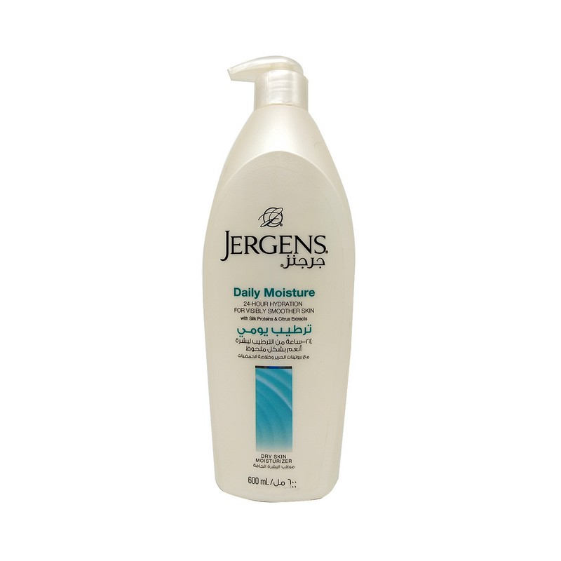 Jergens Daily Moisture Lotion 600ml