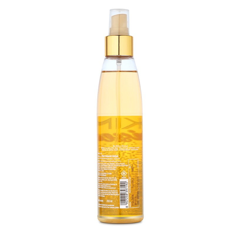 Skinn By Titan Kissed Oh So Glam Fragrance Body Mist For Women 200ml