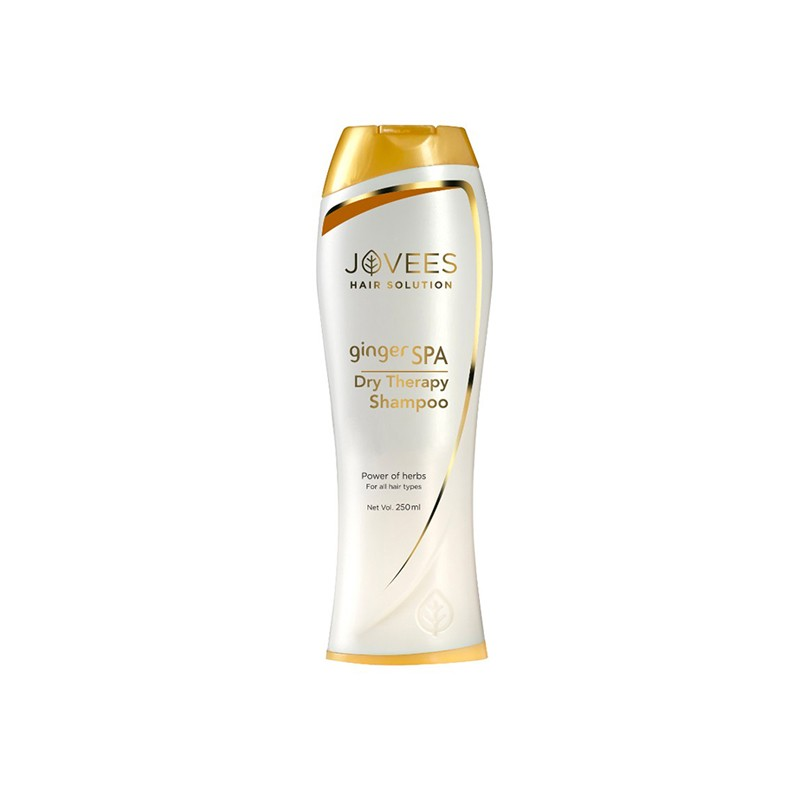 Jovees Ginger SPA Dry Therapy Shampoo 250ml
