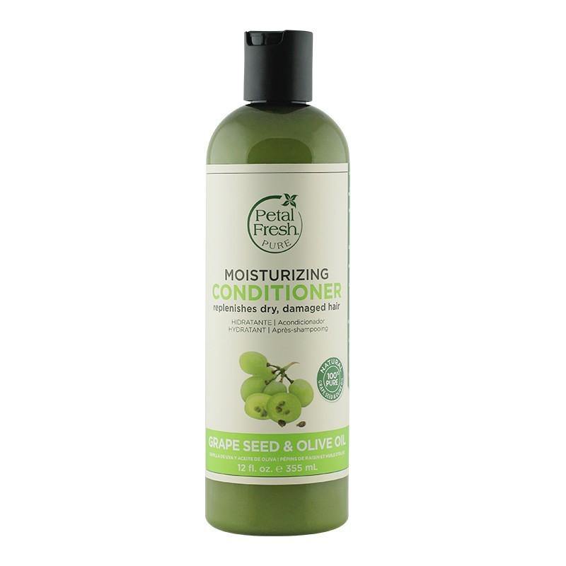 Petal Fresh Pure Moisturizing Conditioner Grape Seed & Olive Oil 355ml