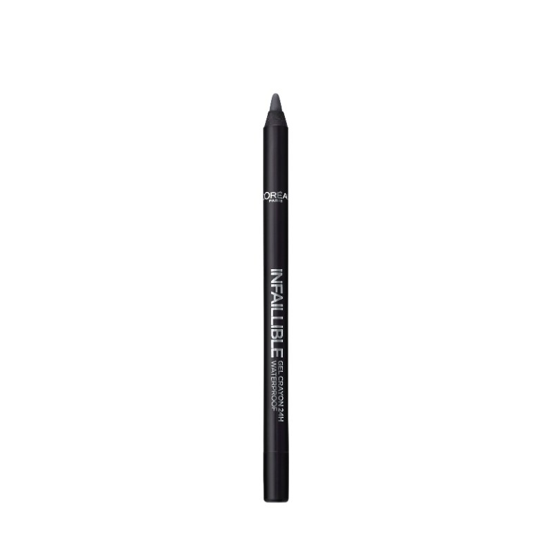 L'Oreal Paris Infallible Gel Crayon 24HR Waterproof Eyeliner Grey Fever 102