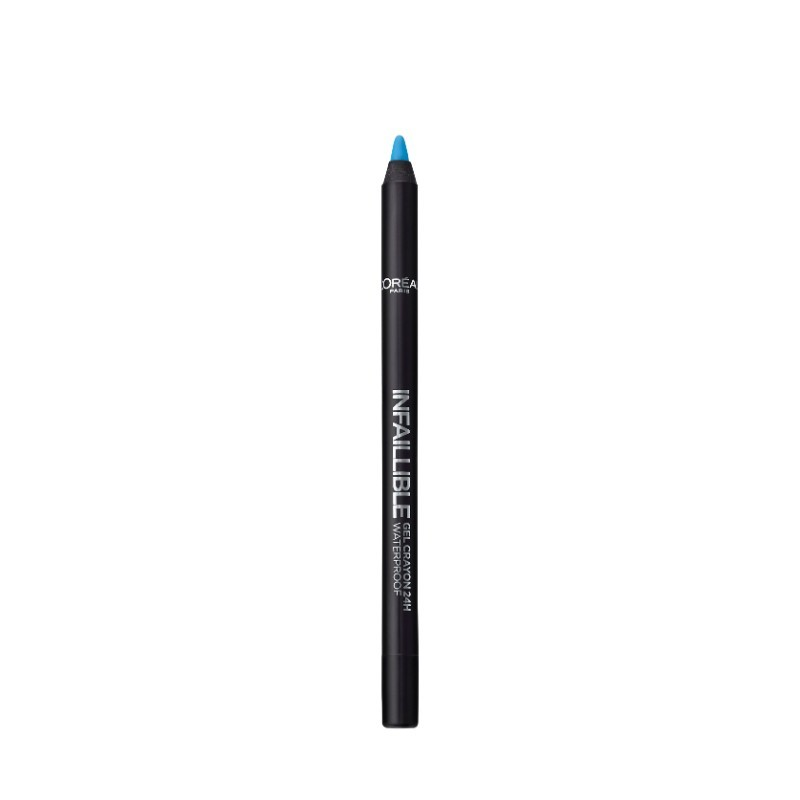 L'Oreal Paris Infallible Gel Crayon 24HR Waterproof Eyeliner Turquoise Vibes 112