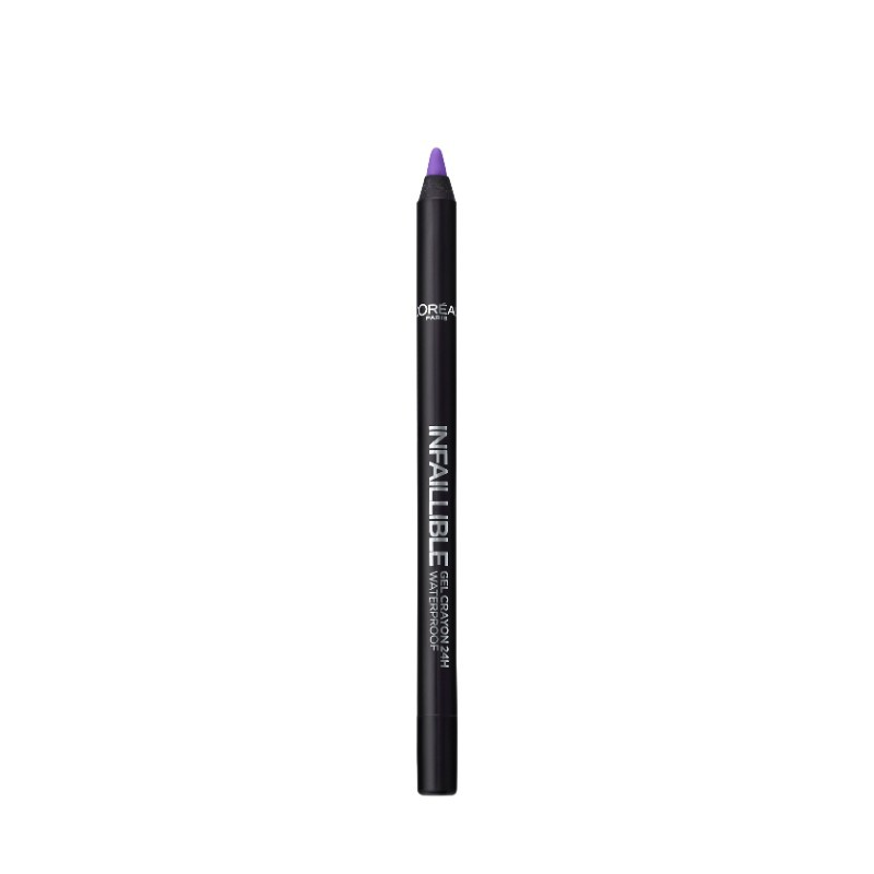 L'Oreal Paris Infallible Gel Crayon 24HR Waterproof Eyeliner Plum Avenue 114