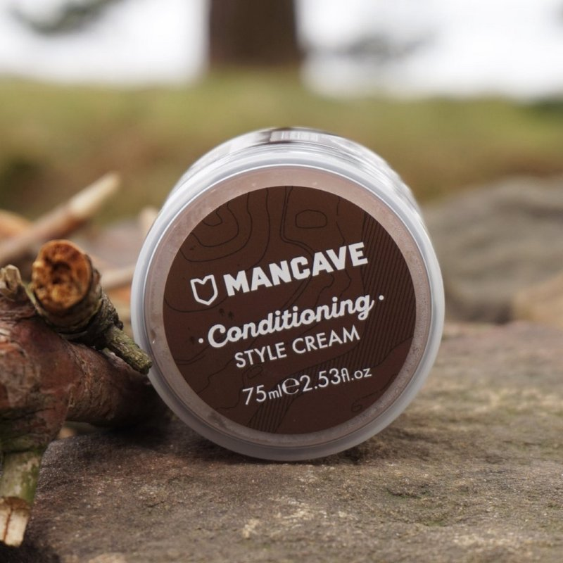 Mancave Conditioning Style Cream For Men 75ml