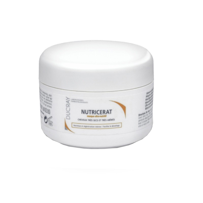 Ducray Nutricerat Intense-Nutrition Hair Mask 150ml
