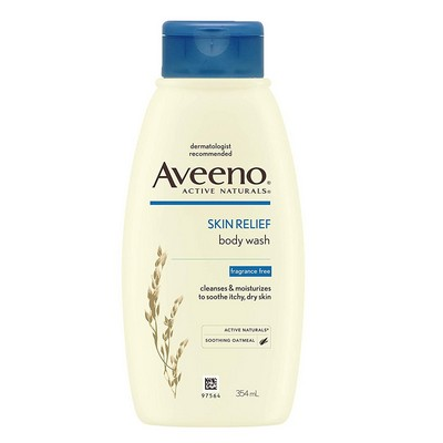 Aveeno Baby Soothing Relief Creamy Wash 236ml