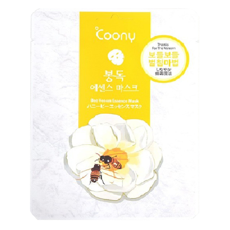Coony Bee Venom Essence Face Mask Sheet 1 Piece