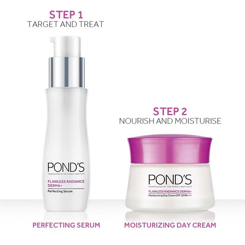 POND'S Flawless Radiance Derma+ Moisturizing SPF30 PA+++ 50gm