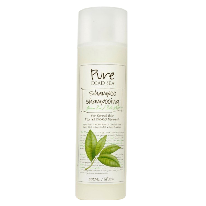 Pure Dead Sea Green Tea Shampoo 500ml