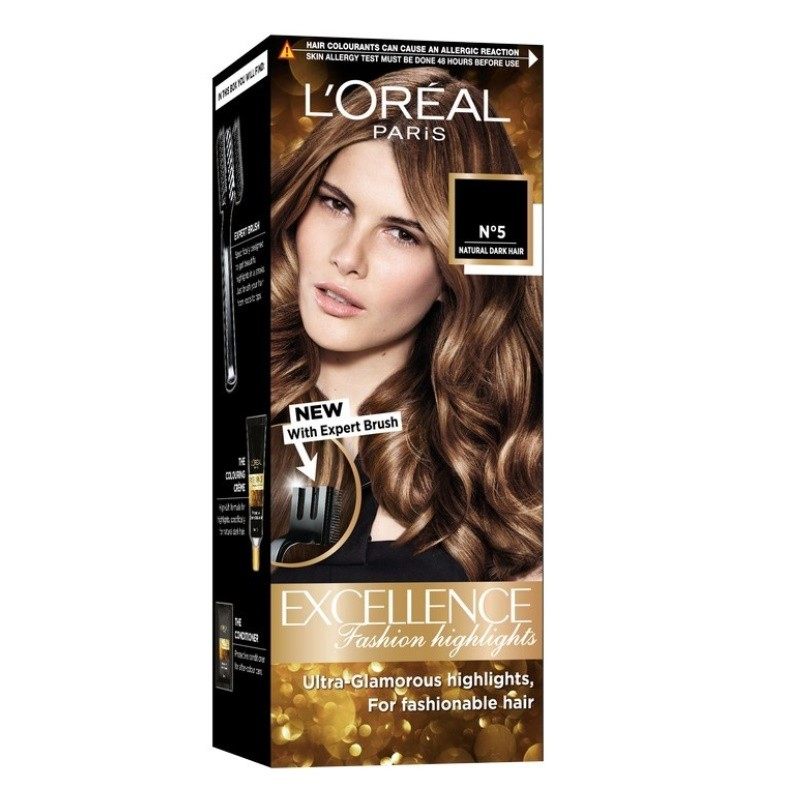L'Oreal Paris Excellence Fashion Highlights Hair Colour Honey Blonde
