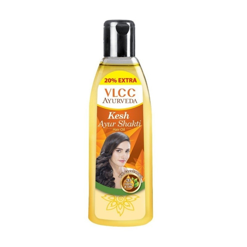 VLCC Ayurveda Kesh Ayur Shakti Hair Oil 100ml