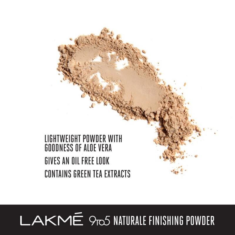 Lakme 9 To 5 Naturale Finishing Powder 8gm