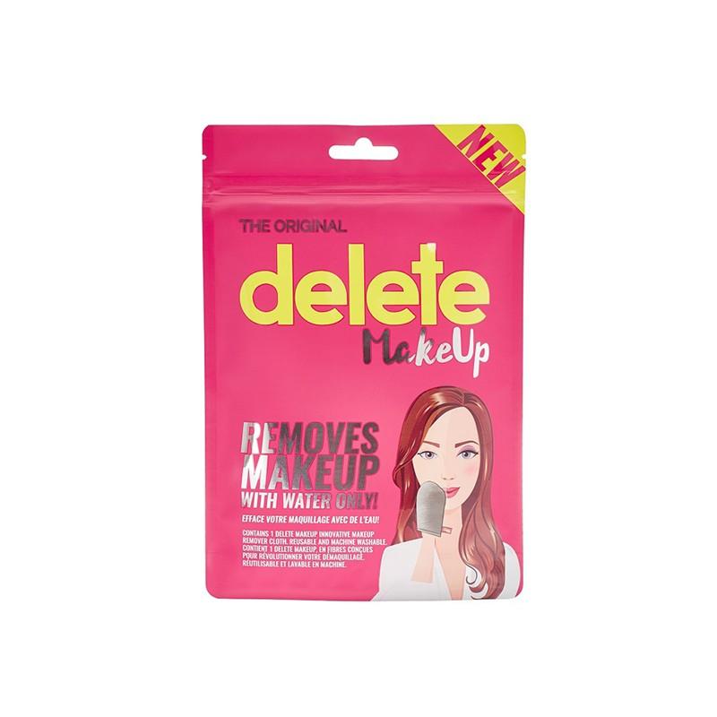 Delete Makeup Removing Glov Pink