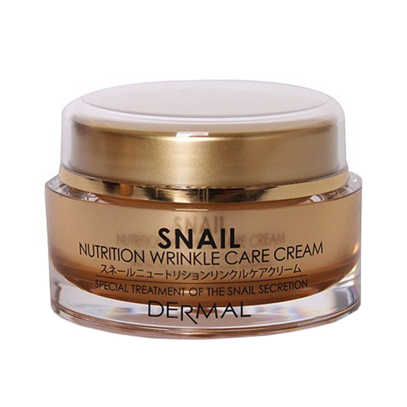 Dermal Snail Nutrition Wrinkle Care Cream