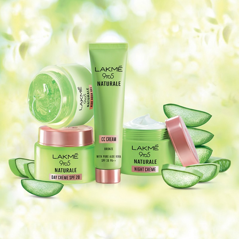 Lakme 9 To 5 Naturale Day Creme SPF20 50gm