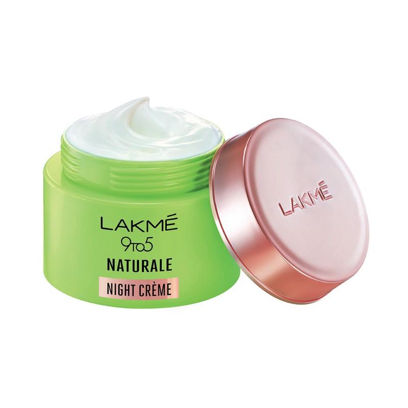 Lakme 9 To 5 Naturale Night Creme 50gm