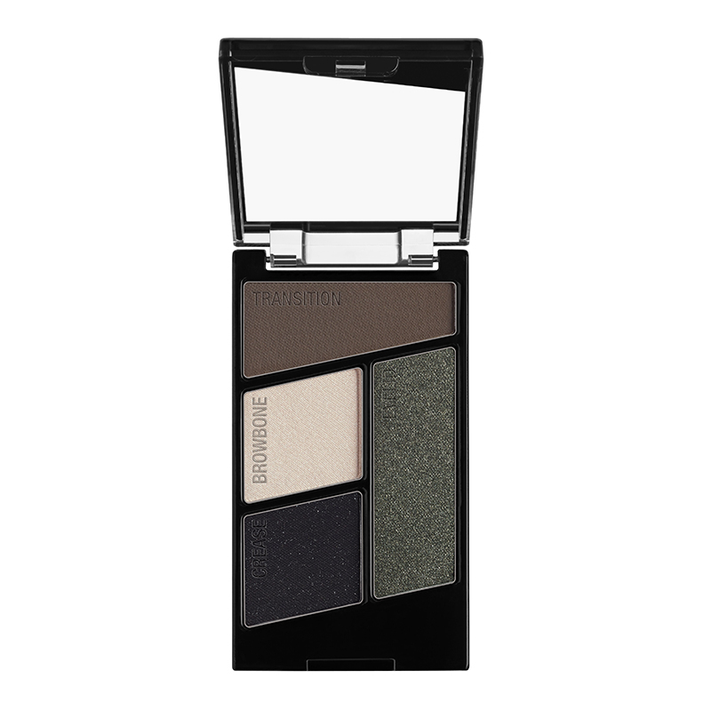 Wet n Wild Color Icon Eyeshadow Quad Lights Out