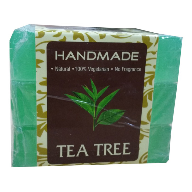 Passion Indulge Handmade Soap Tea Tree Pack Of 3