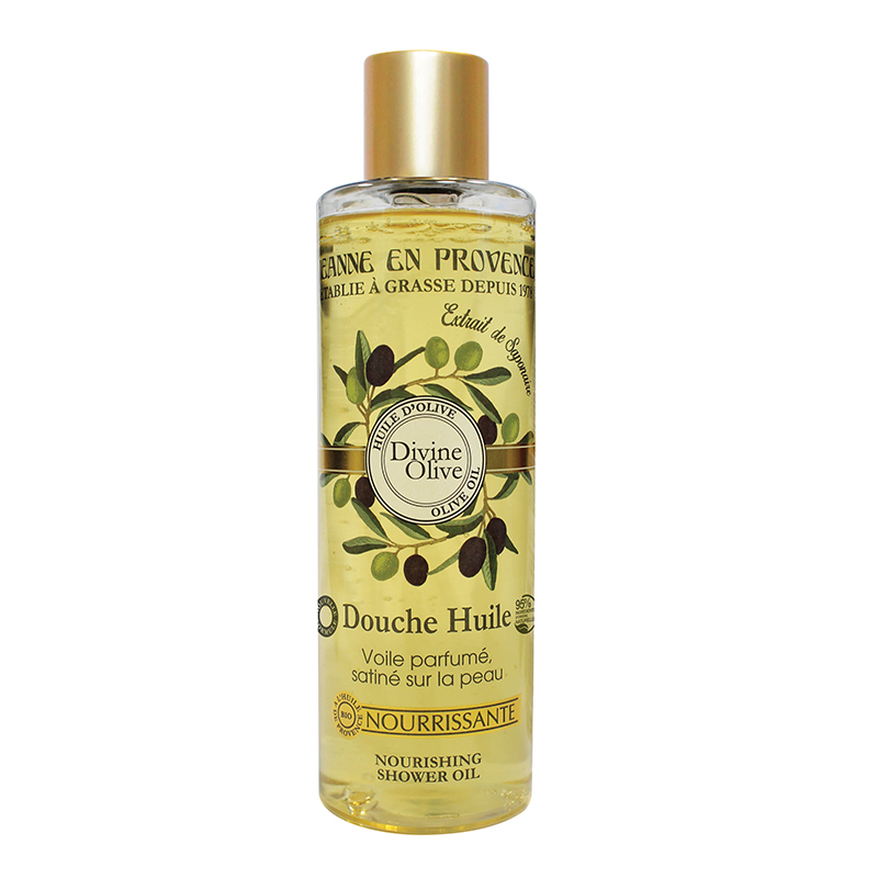 Jeanne En Provence Divine Olive Nourishing Shower Oil 250ml