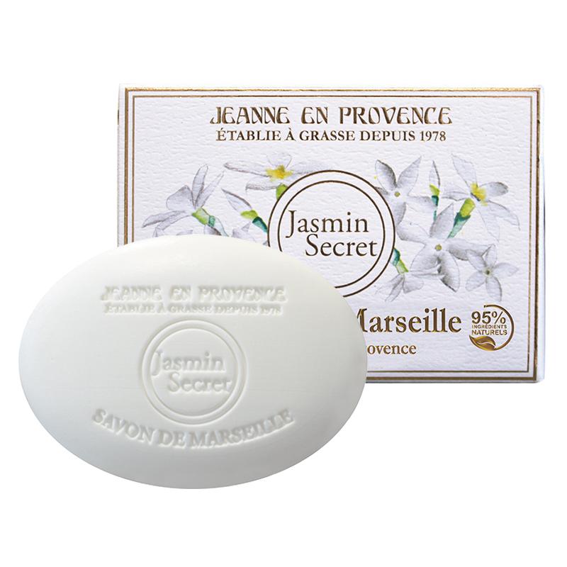 Jeanne En Provence Jasmin Secret Bathing Bar 100gm
