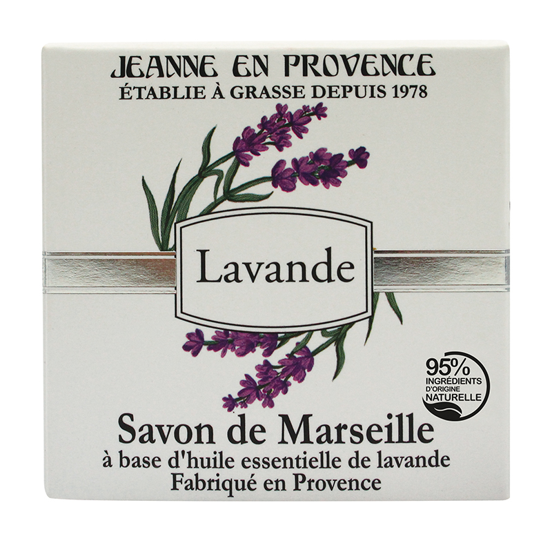 Jeanne En Provence Lavande Bathing Bar 100gm