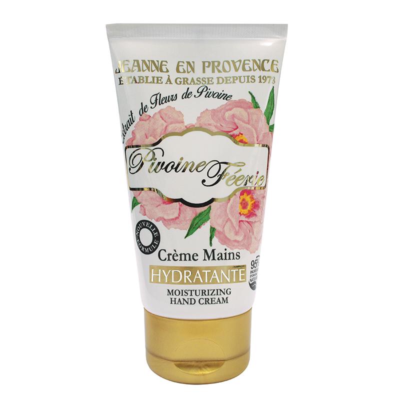 Jeanne En Provence Pivoine Feerie Moisturizing Hand Cream 75ml