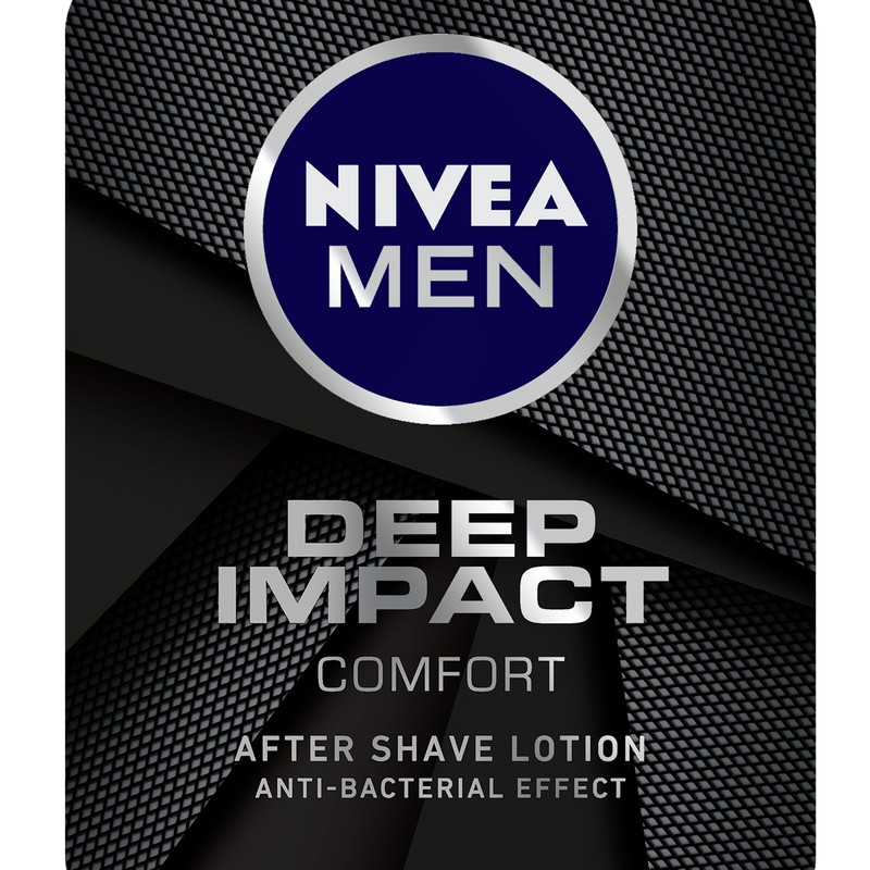 Nivea Men Deep Impact Comfort After Shave Lotion 100ml