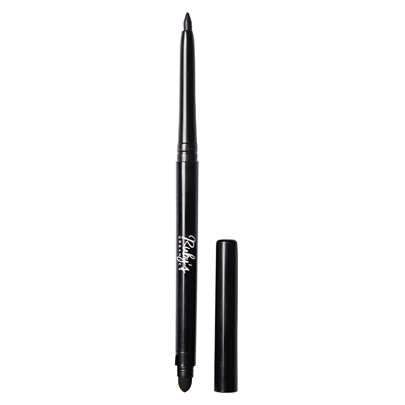 Ruby's Organics Smoked Kohl Eye Pencil Black 022