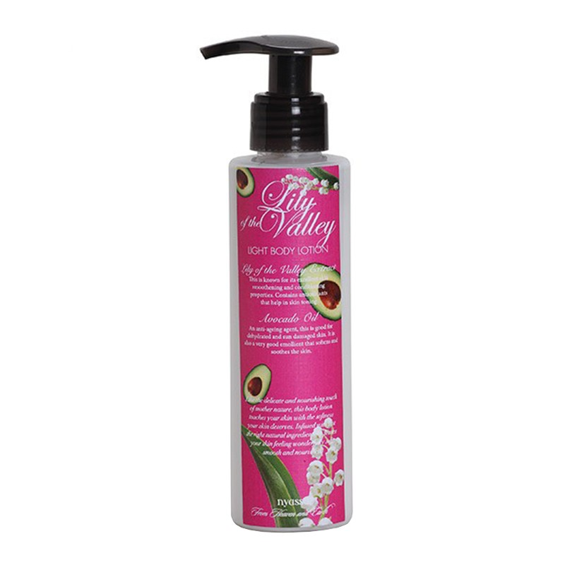 Nyassa Lily Of The Valley Light Body Lotion 145ml