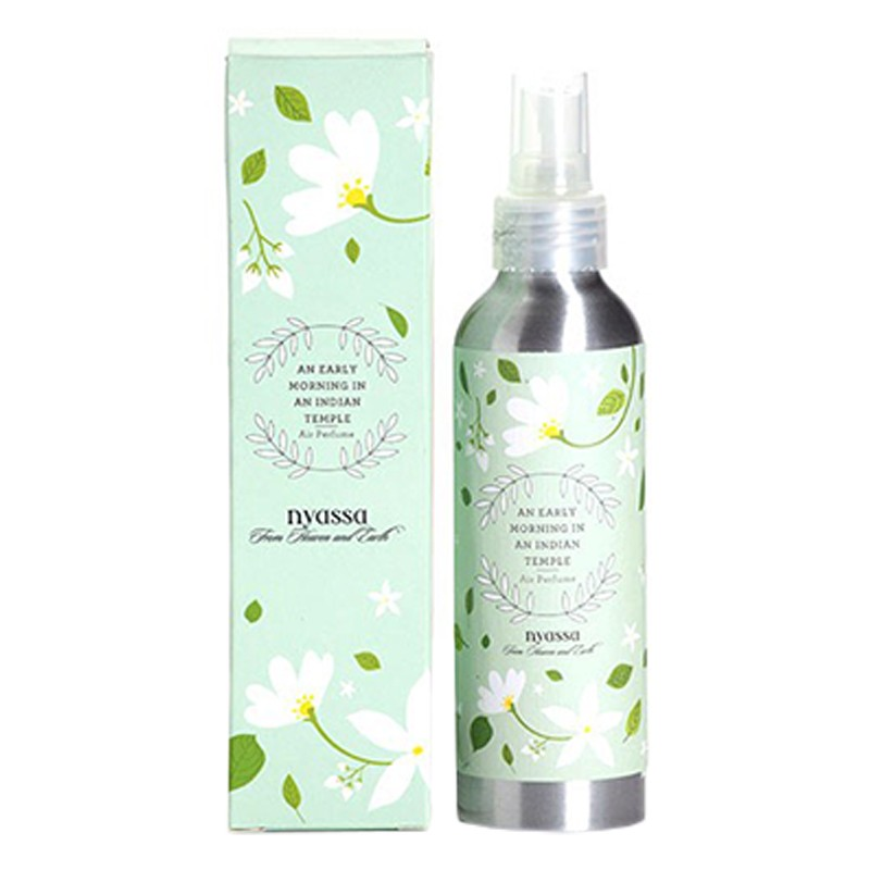 Nyassa Air Perfume Like An Early Morning In An Indian Temple 180ml