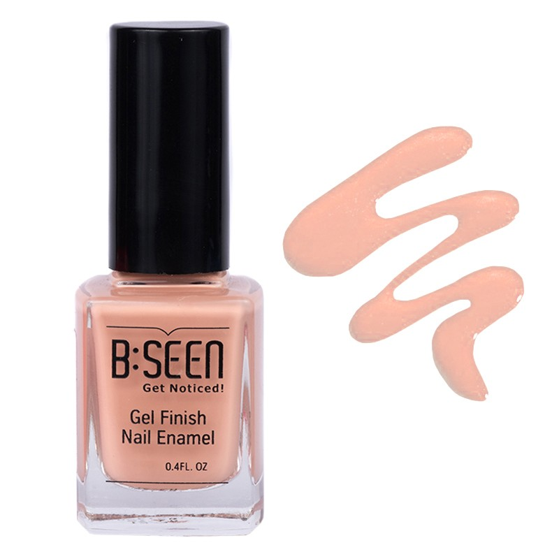 B:Seen Get Noticed Gel Finish Nail Polish Cookie Time 12