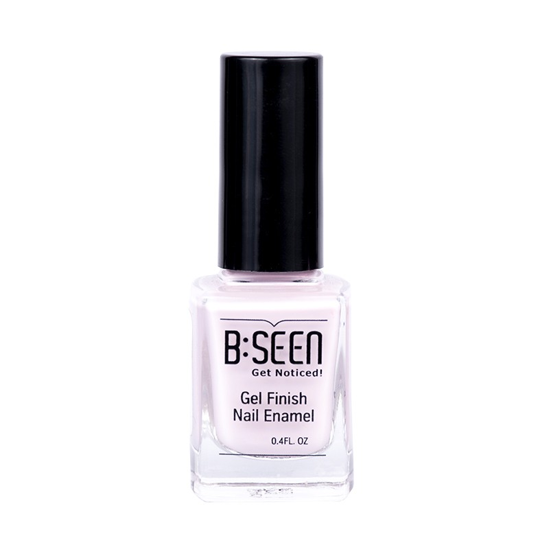 B:Seen Get Noticed Gel Finish Nail Polish Nude Story 22