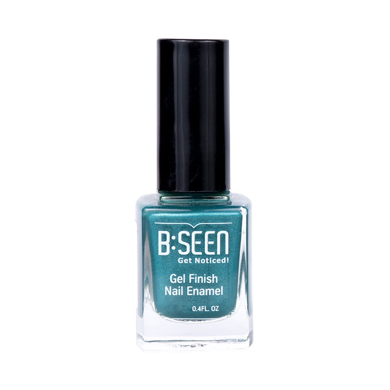 B:Seen Get Noticed Gel Finish Nail Polish Peacock Hue 46