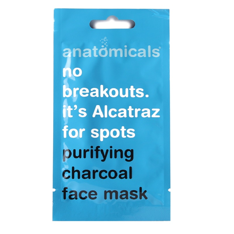 Anatomicals Purifying Charcoal Face Mask 15ml