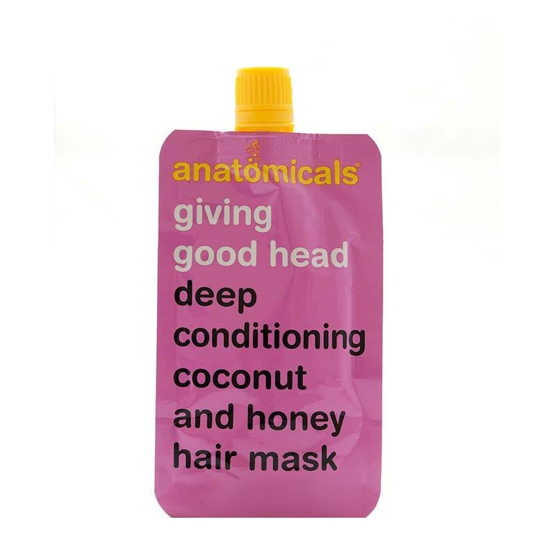 Anatomicals Deep Conditioning Coconut & Honey Hair Mask 45ml