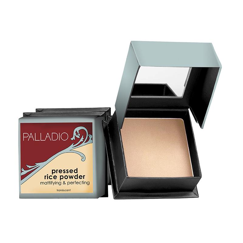 Palladio Presssed Rice Powder Mattifying & Perfecting Translucent