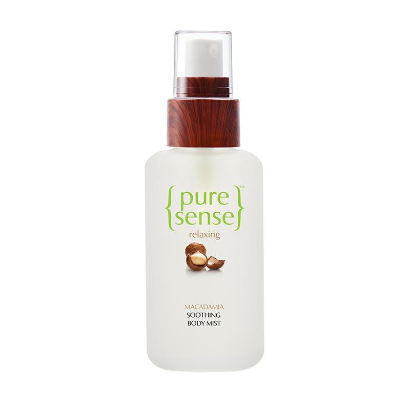 PureSense Relaxing Macadamia Soothing Body Mist 100ml