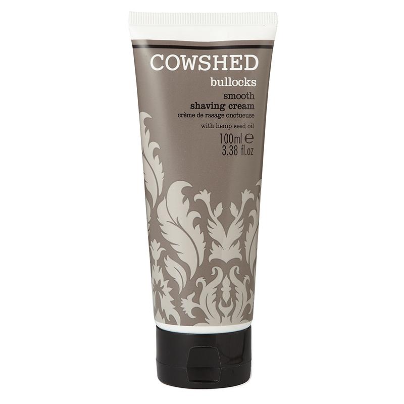 Cowshed Bullocks Smooth Shaving Cream 100ml