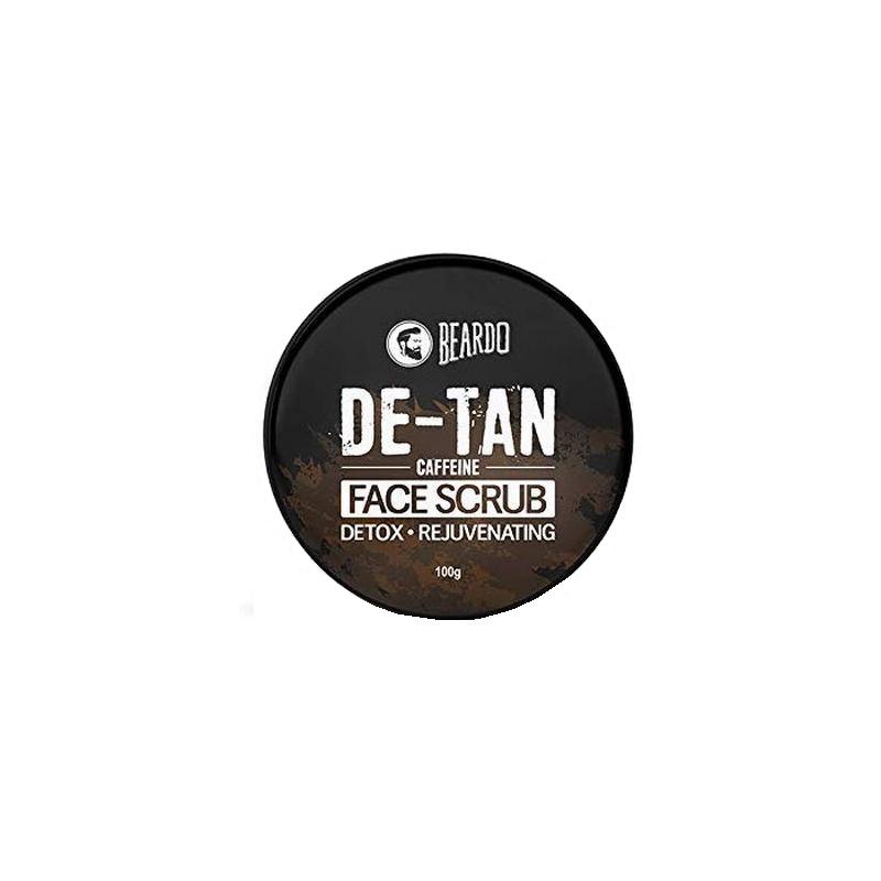 Beardo Caffeine Face Scrub 100gm