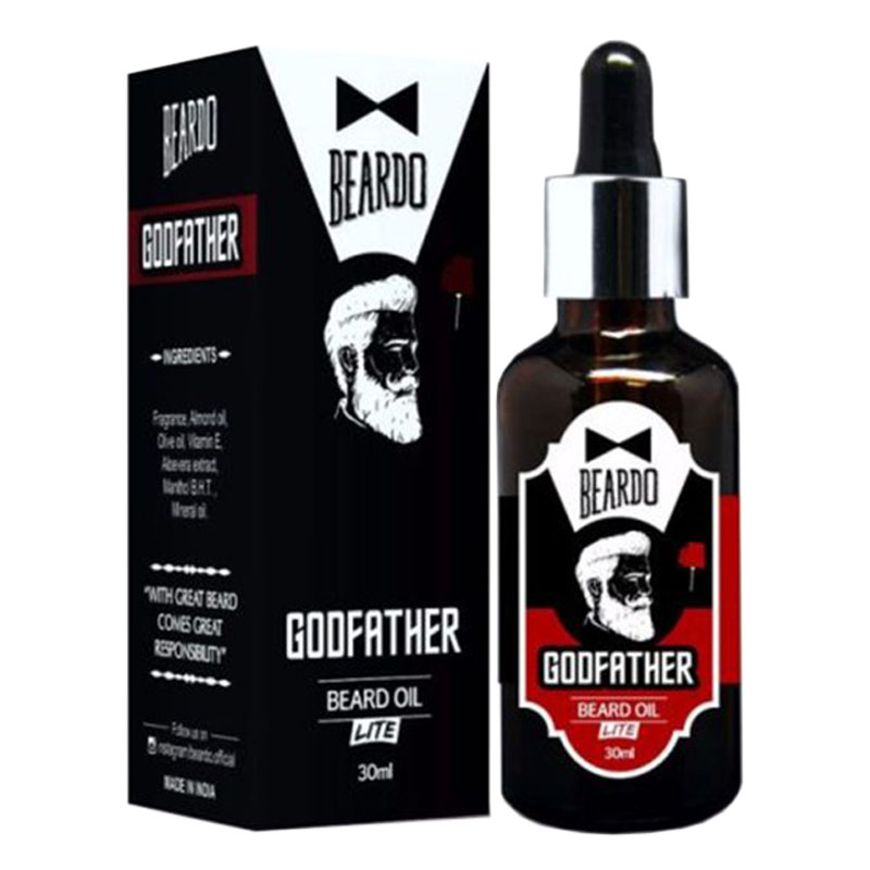 Beardo Godfather Beard Oil 30ml