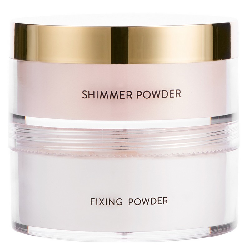 MyGlamm Glow to Glamour 2 in 1 Fixing +Shimmer Powder Finesse