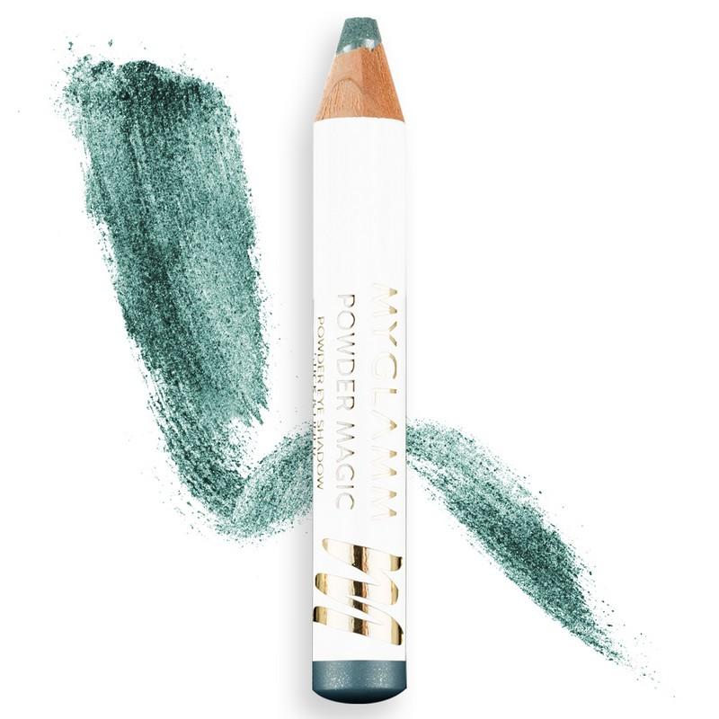 MyGlamm Powder Magic Eyeshadow Aquamarine