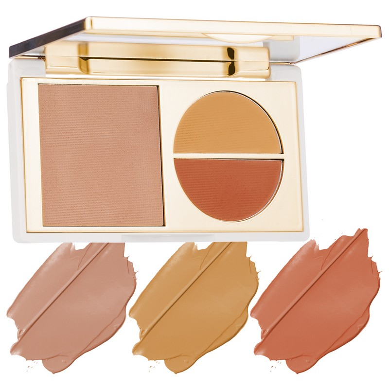 MyGlamm Total Makeover FF Cream 5 in 1 Palette Medium